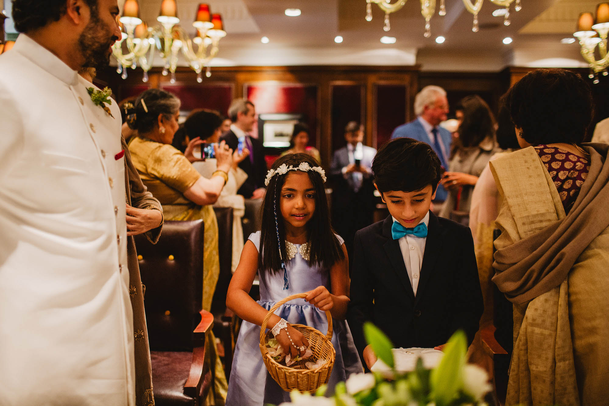 Goring hotel London wedding 13