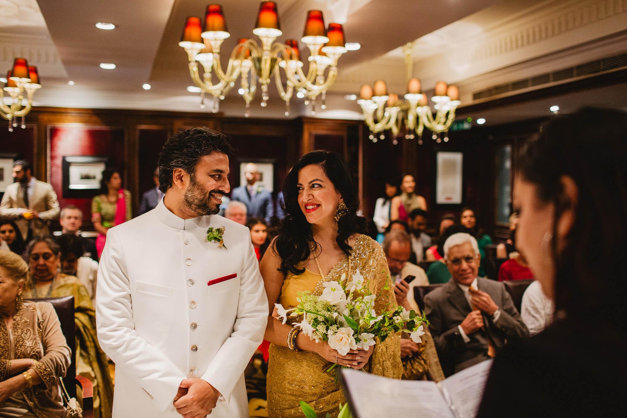 Goring hotel London wedding 16