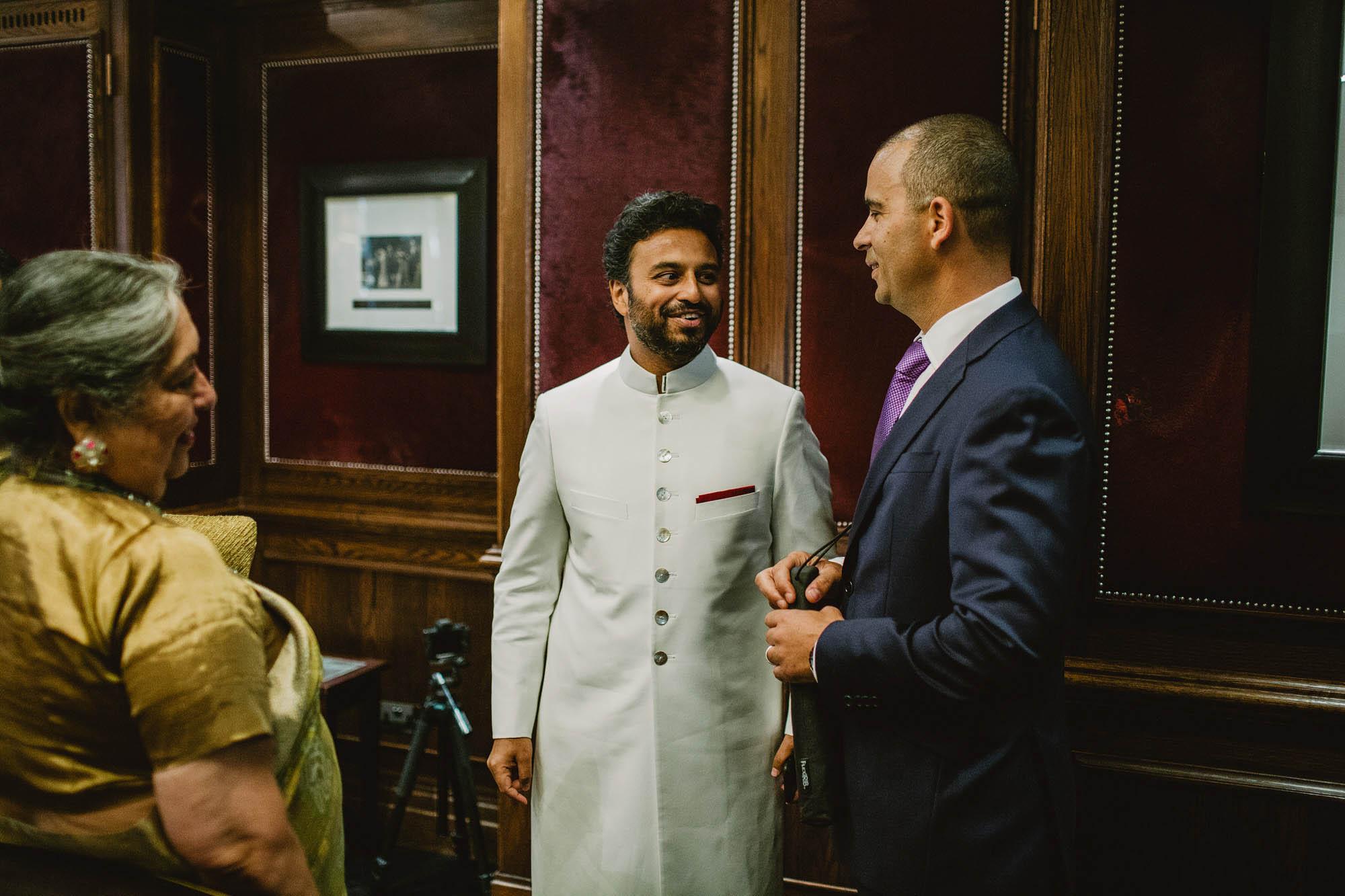 Goring hotel London wedding 2