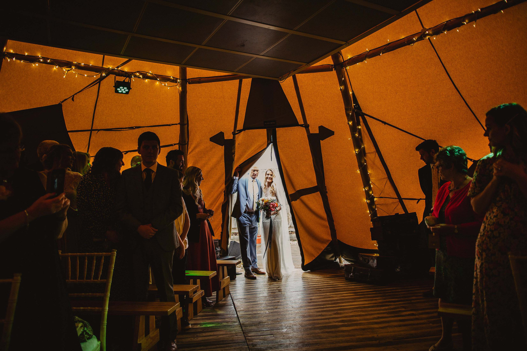 Inkersall farm wedding 024