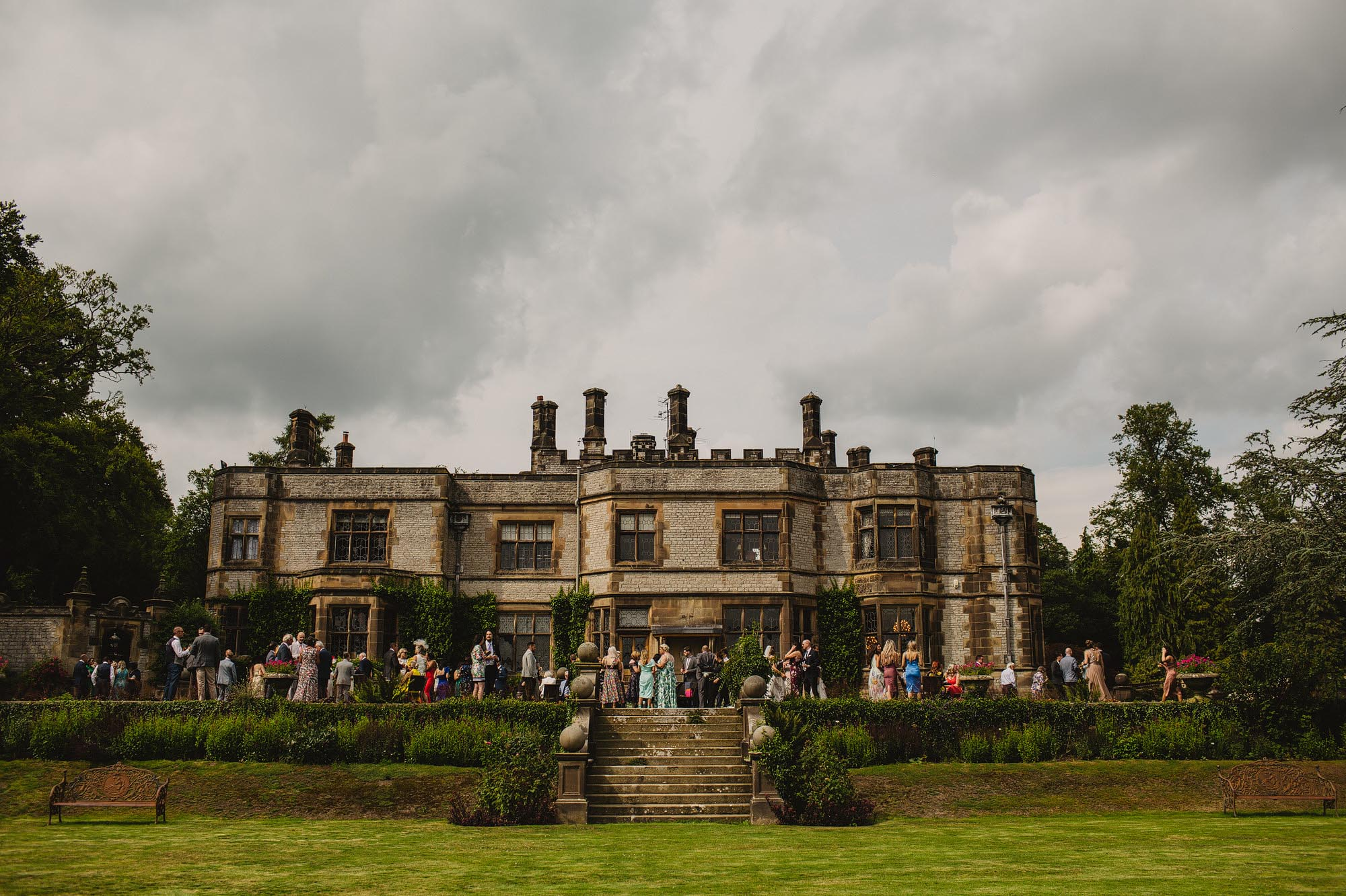 weddings at Thornbridge Hall