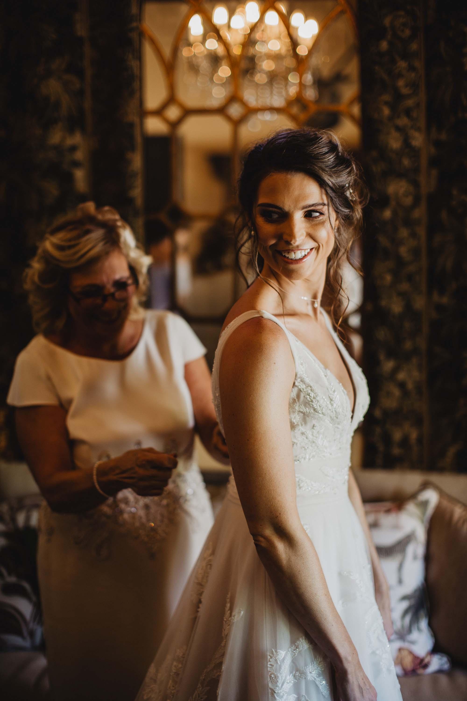 Justin alexander wedding dresses