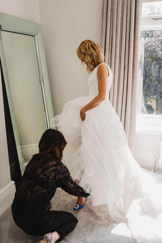 wedding dresses in Sheffield