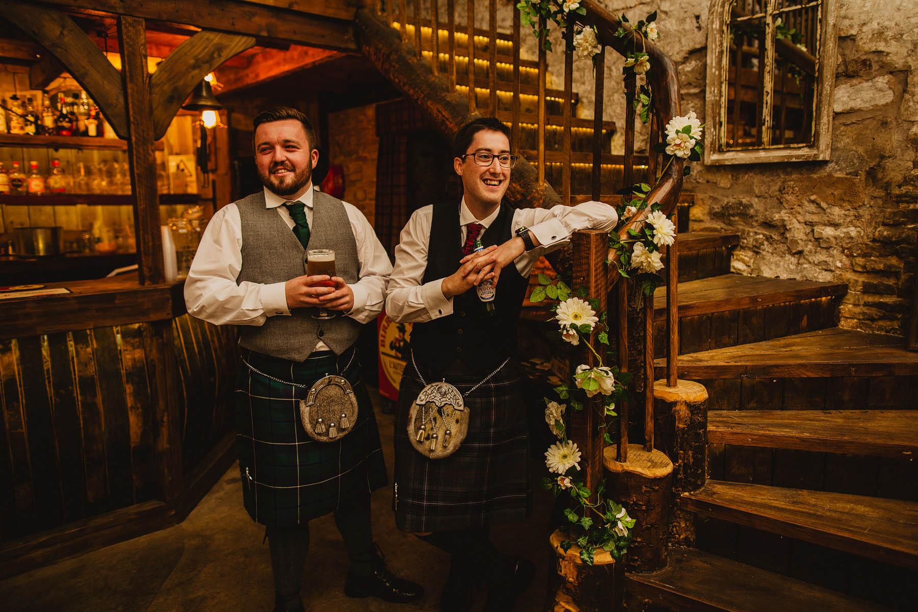 Loversall farm wedding