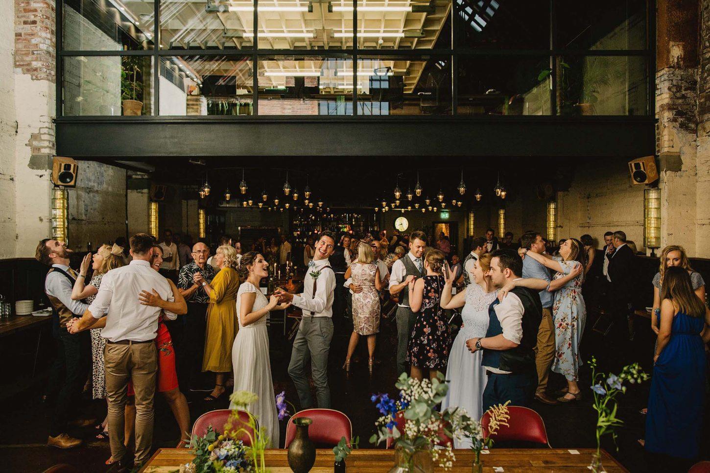 The Mowbray wedding