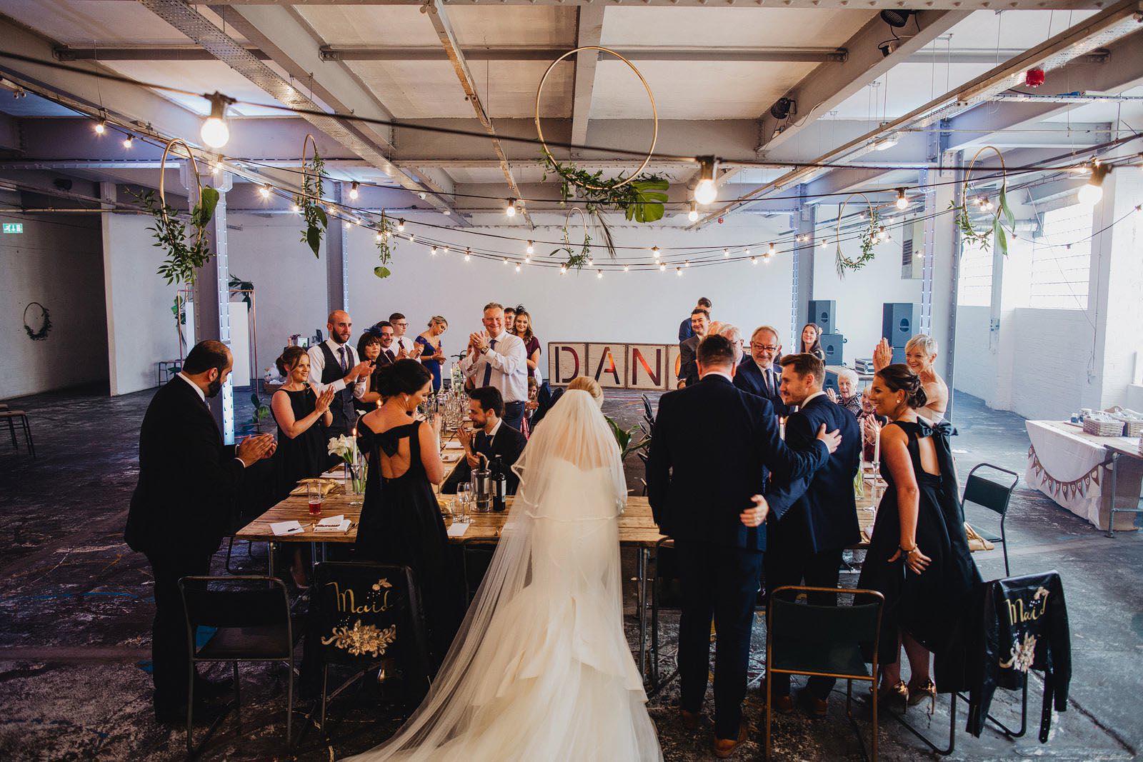 industrial wedding venues Sheffield