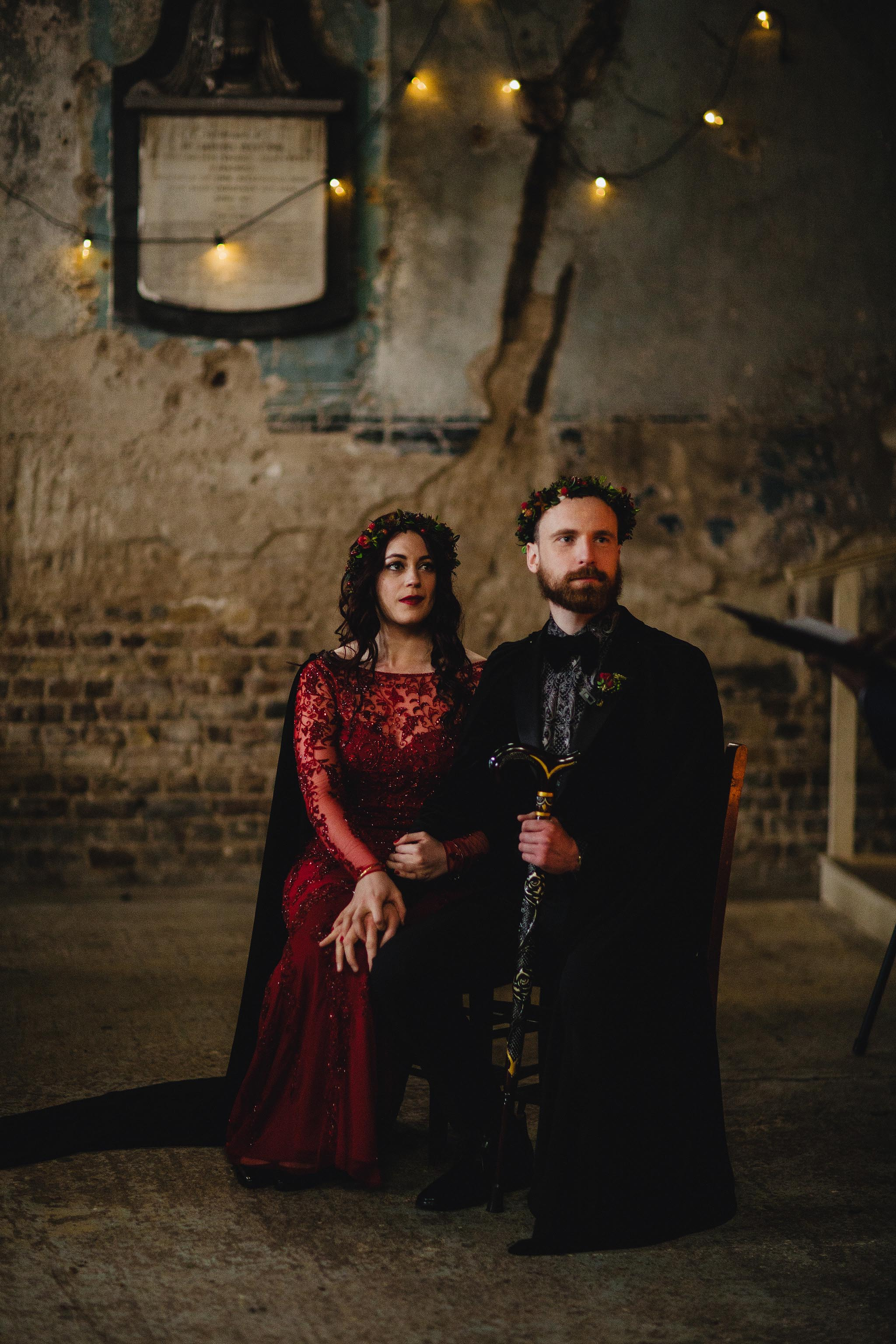 wedding at Asylum