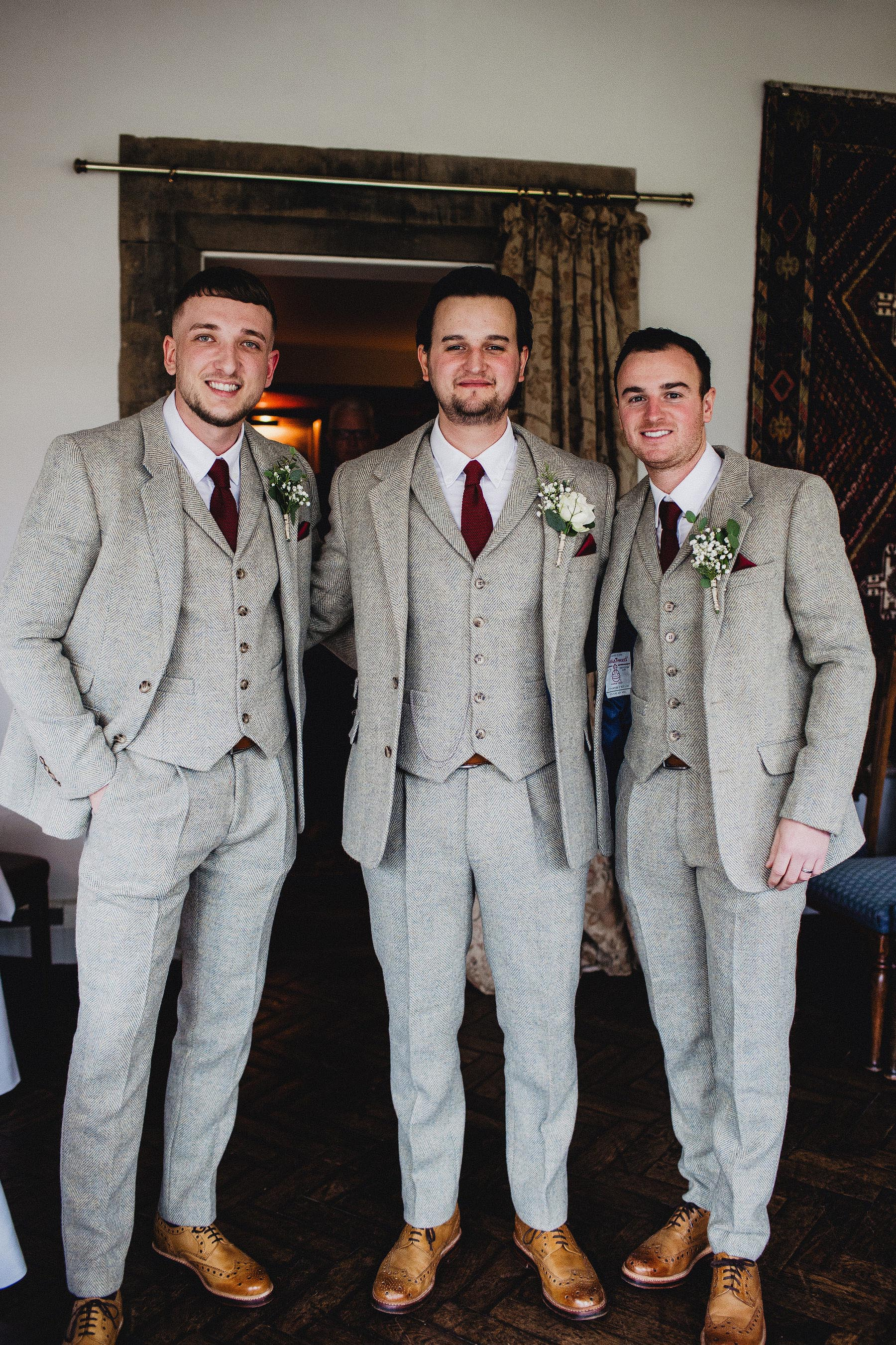 winter wedding suits