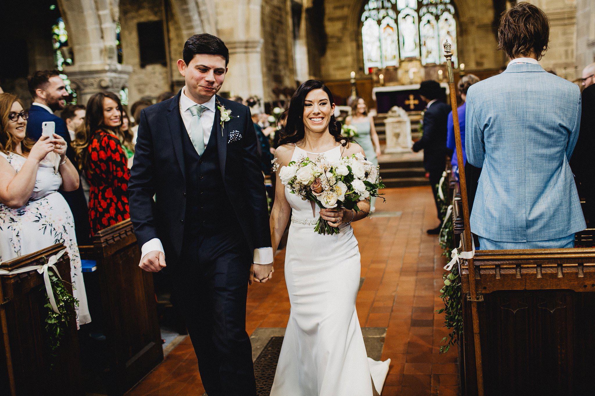 youlgreave church wedding photographer