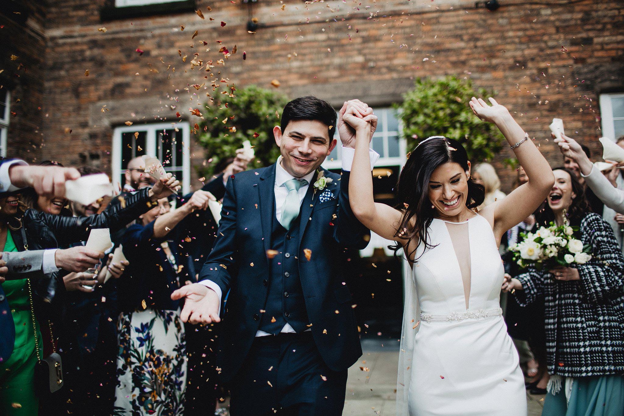 West Mill wedding photographer