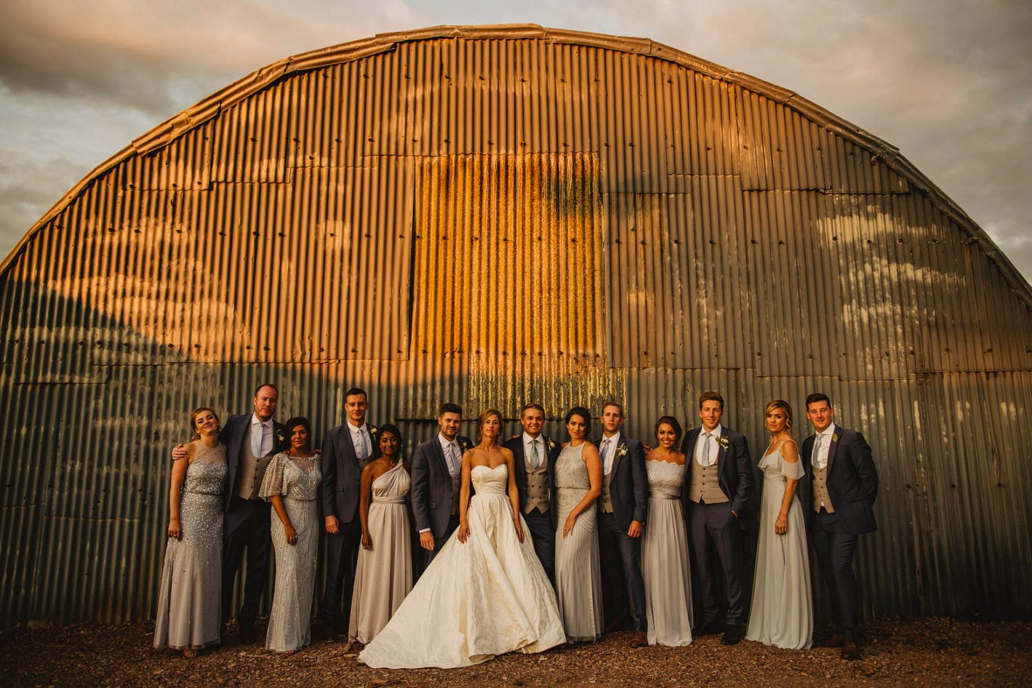 Eden barn wedding photographer